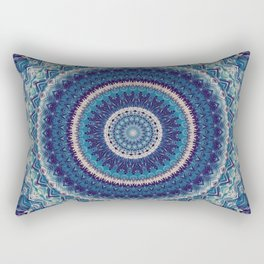 Mandala 477 Rectangular Pillow