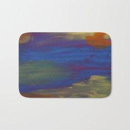 Abstract Uno Bath Mat