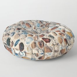 Pebble Rock Flooring II Floor Pillow