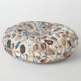 Pebble Rock Flooring II Floor Pillow