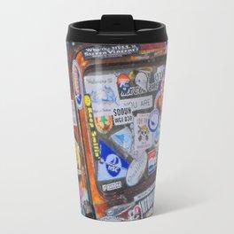 Stickers Travel Mug