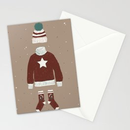 your festive outfit be like: Stationery Cards