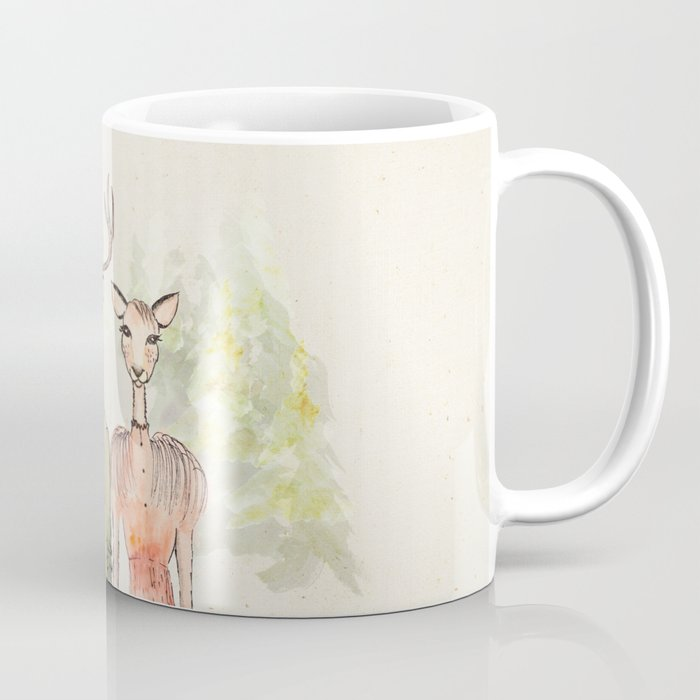 Together in Happy Land Coffee Mug