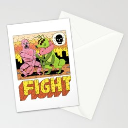 FIGHT! Stationery Cards