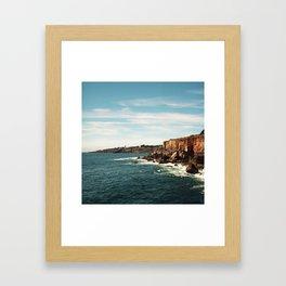 Cascais (RR204) Framed Art Print