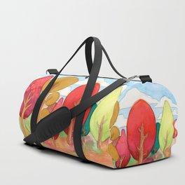 Fall In Duffle Bag