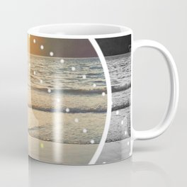 Port Erin - circle graphic Coffee Mug