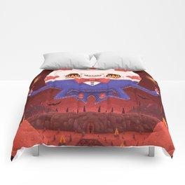 Peppermint Butler: Ruler of the Nightosphere Comforters
