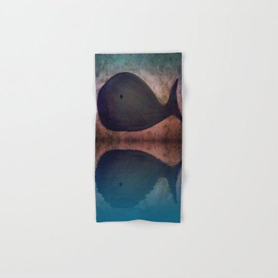 whale-181 Hand & Bath Towel
