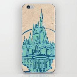 Magic Kingdom iPhone Skin