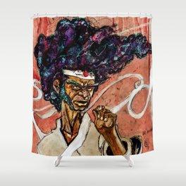 Afroooooooo Shower Curtain