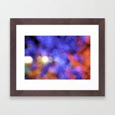 01 - OFFFocus Framed Art Print