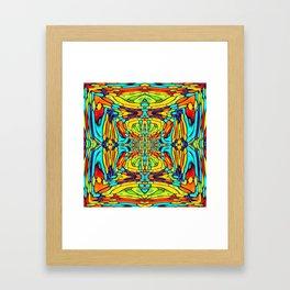 PATTERN-418 Framed Art Print