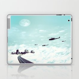 WAR: SKY CITY  Laptop & iPad Skin