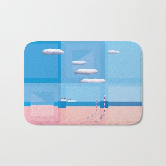 Time Bath Mat