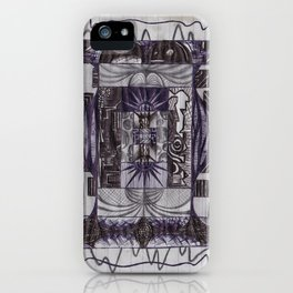 tpf_005_backdrops iPhone Case