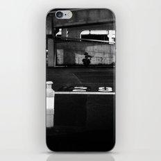 Pending Departure iPhone & iPod Skin