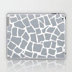 Mosaic Zoom Grey Laptop & iPad Skin