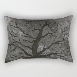 Through The Mist Rectangular Pillow