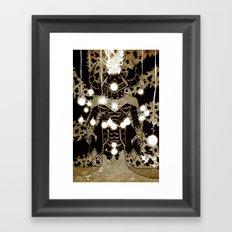 CELESTIAL ZERO (ARTIFACT VARIANT) Framed Art Print