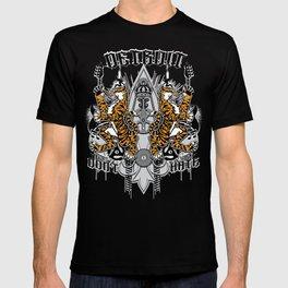 """""""DETROIT ; DON'T HATE' """" T-shirt"""