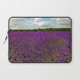 Lavender Landscape (Version 1)  Laptop Sleeve