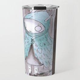 Wild girl Travel Mug