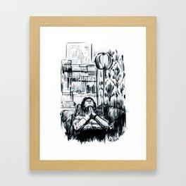 Tranquil (Sherlock) Framed Art Print
