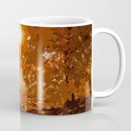 Autumnal Sunlight Coffee Mug