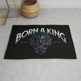 Born A King Rug