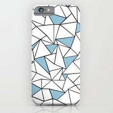 Ab Out Blue Blocks iPhone 6s Slim Case