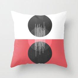 Between Us Throw Pillow