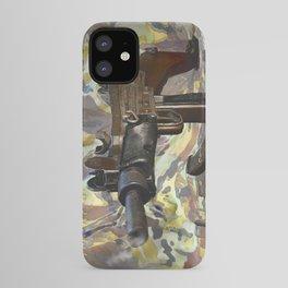 Warped Logic iPhone Case