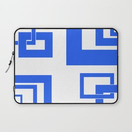 Geometric Abstract Design - Project 4.4 Laptop Sleeve