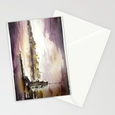 Maidens Tower Istanbul Stationery Cards