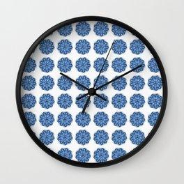 Pattern No 1 Wall Clock
