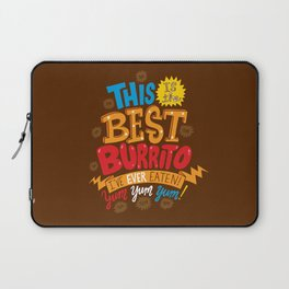Best Burrito Laptop Sleeve