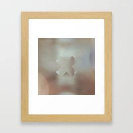 XxXxX Framed Art Print