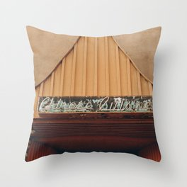 chinese cuisine Throw Pillow