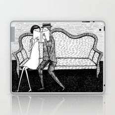 The Reading Lovers Laptop & iPad Skin