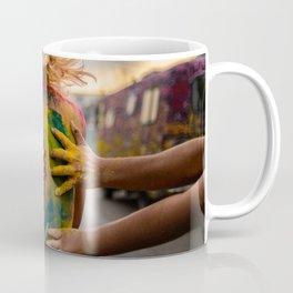 Festival of Colors Coffee Mug