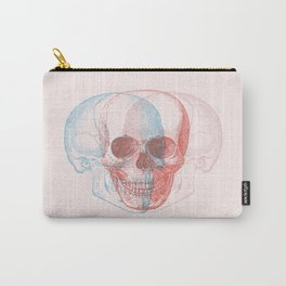 skull threesome Carry-All Pouch