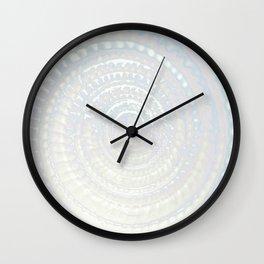 NACRE Wall Clock