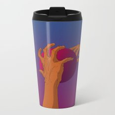 World Exchange Metal Travel Mug
