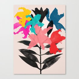 lily 9 Canvas Print