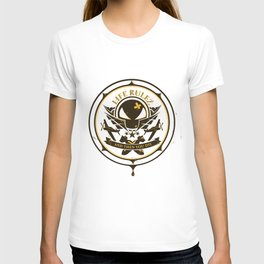 Life Rulez T-shirt
