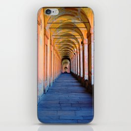Portici di Bologna iPhone Skin
