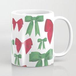 Festive Bows Coffee Mug