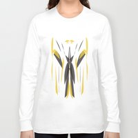 knight Long Sleeve T-shirts featuring Knight by lillianhibiscus