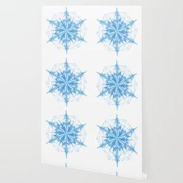 Snow Crystal III Wallpaper